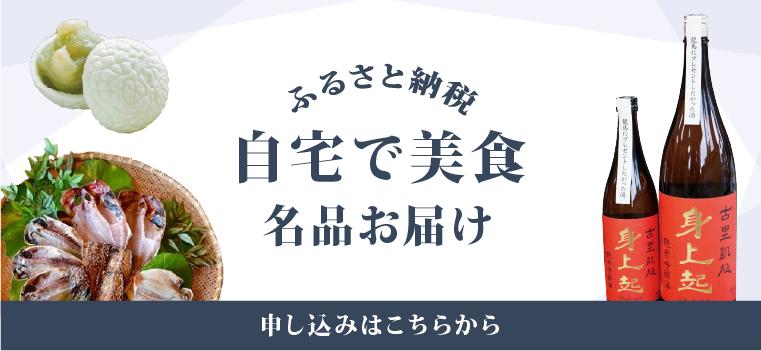 南伊豆町ふるさと納税特設サイト